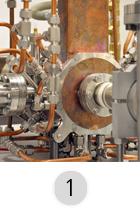 1. Protonkanon (ESS) - Elektronkanon (MAX IV)